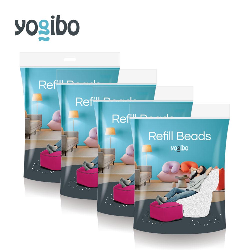 【1〜3営業日で出荷】Yogibo / ヨギボー 補充ビーズ 3000g (3kg)【ビーズクッション 補充 補充用ビーズ】【分納の場合有り】