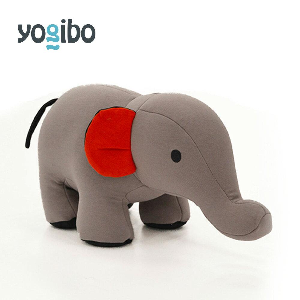 【1週間以内に出荷】Yogibo Mate Elephant / ヨギボー メイト エレファント【ビーズクッション ぬいぐるみ 象 ゾウ】【分納の場合有り】