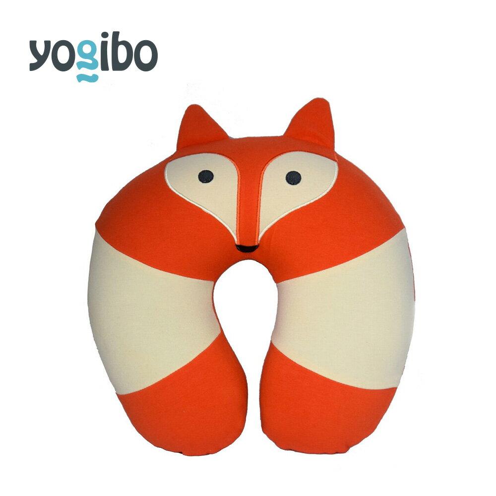 【1週間以内に出荷】Yogibo Nap Fox / ヨギボー ナップ フォックス【きつね キツネ ビーズクッション ネックピロー】【分納の場合有り】