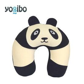 Yogibo Nap Panda - ナップ パンダ(シェルビー)【ビーズクッション ネックピロー】