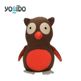Yogibo Mate Owl(オーパ) / ヨギボー メイト オーパ【ビーズクッション ぬいぐるみ 梟 ふくろう】