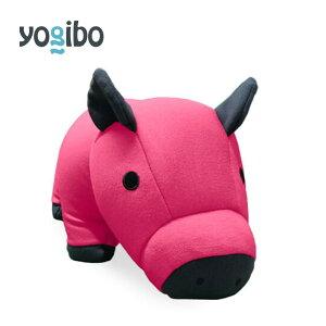 Yogibo Mate Pig(パディ) / ヨギボー メイト パディ 抱き枕 キャラクター【ビーズクッション ぬいぐるみ ぶた 豚 ブタ】