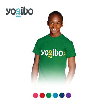 YogiboTシャツFAN【半そで衣類インナー】【分納の場合有り】