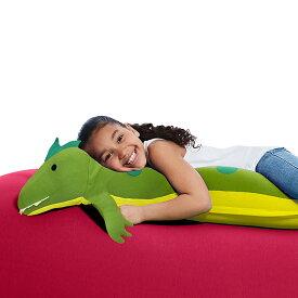 Yogibo Roll Animal Alligator / ヨギボー ロール アニマル アリゲーター【ビーズクッション】