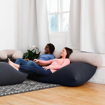YogiboRollMax(ヨギボーロールマックス)大型抱き枕クッション妊婦クッションカバーを洗えて清潔