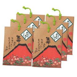 発酵昆布:赤富士粒生姜舞昆6袋セット