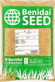【送料無料】緑化用 ホワイトクローバー種子 1kg