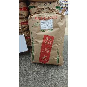 令和元年産新潟産こしいぶき玄米30kg