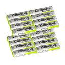送料無料 ニッケル水素充電池 単3形 Camelion NH-AA2100ARBC4(単3/4本入×4 16本セット)