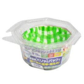 【×3 配送おまかせ送料込】東洋アルミ おべんとケース フレッシュチェック M 72枚入 1個