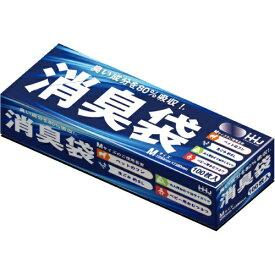 ハウスホールドジャパン 消臭袋 AS05 M 100枚入