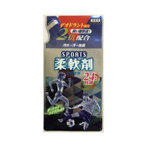 日本合成洗剤 スポーツ用 抗菌 柔軟剤 オーシャンシトラスの香り つめかえ 450ml