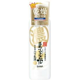 【配送おまかせ】常盤薬品 サナ なめらか本舗 豆乳イソフラボン リンクル乳液 N 150ml 1個