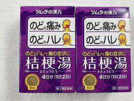 【×2個 配送おまかせ送料込】【第2類医薬品】 ツムラ漢方 桔梗湯 エキス顆粒 8包(4987138481283)