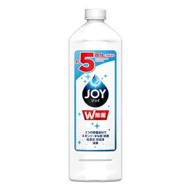【サマーセール】P&G W除菌 ジョイコンパクト 特大 詰替 700ml
