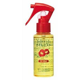 【送料無料・まとめ買い2個セット】黒ばら本舗 ツバキオイルミスト 80ml フローラルの香り 椿油 ( 椿オイル ) スタイリング ヘアスプレー・ミスト
