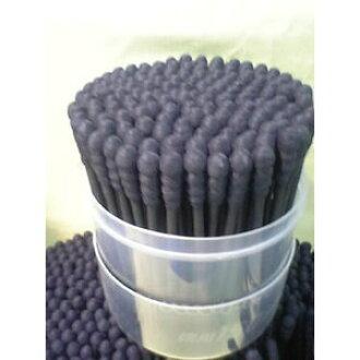 昭和紙工JEL報紙車軸黑棉球棒150條裝(4580164940061)