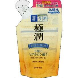 【配送おまかせ】極潤プレミアム ヒアルロン液 170mL つめかえ用 ( 化粧品・スキンケア・エイジングケア ) 1個