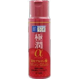 ロート製薬 肌ラボ 極潤αハリ化粧水 しっとりタイプ 170ml 3Dヒアルロン酸保湿化粧水