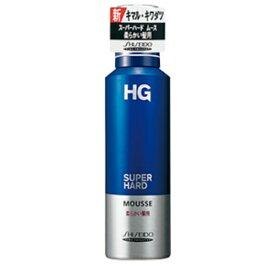 【送料無料・まとめ買い2個セット】エフティ資生堂 HG スーパーハードムース 柔らかい髪用