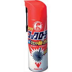 【送料無料・まとめ買い6個セット】金鳥 水性コツクローチJ 450ML ( ゴキブリ 殺虫剤 コックローチ )