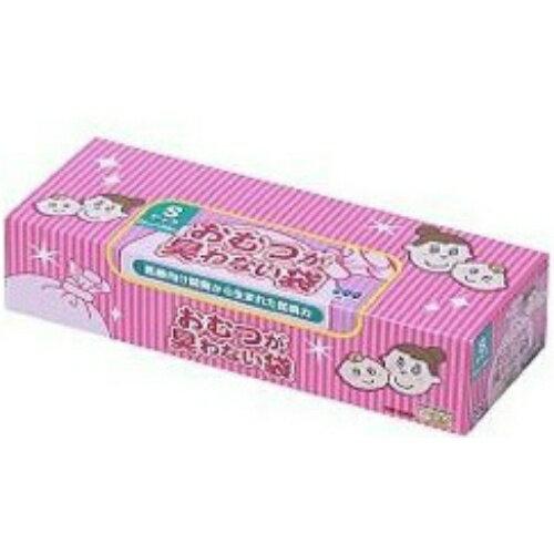 【送料無料】クリロン化成 BOS(ボス) おむつが臭わない袋 ベビー用箱型 Sサイズ 200枚入