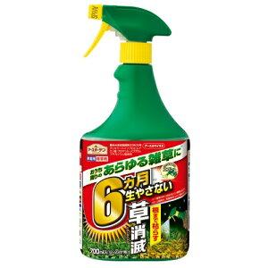 【送料込み】アース製薬 アースガーデン カマイラズ 草消滅 スプレータイプ 700ml 強力処方の除草剤