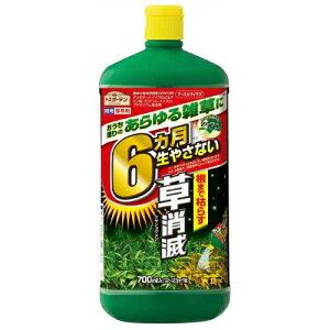 【×2個セット送料無料】アース製薬 アースガーデン カマイラズ 草消滅 シャワータイプ 700ml 強力処方の除草剤