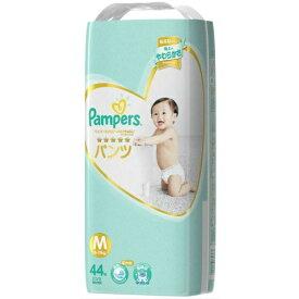 【送料無料・まとめ買い2個セット】P&G パンパース 肌へのいちばん パンツ スーパージャンボ Mサイズ 44枚入り ( 赤ちゃん オムツ )