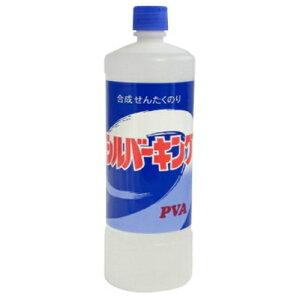 シルバー化成工業所 シルバーキング 750ml (合成せんたくのり)(洗濯 のり)