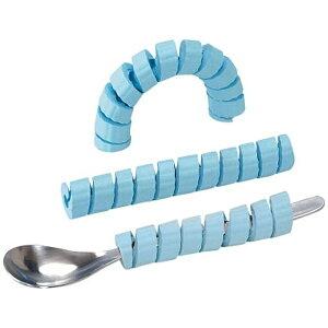 台和 くるくるグリップブルー(4904778260863)介護食器 介護用品