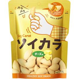 【送料無料1000円 ポッキリ】【大塚製薬】ソイカラ チーズ味 27g×3個セット