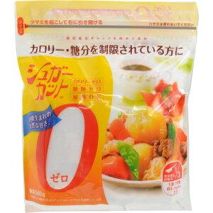 【送料無料・まとめ買い×4個セット】浅田飴 シュガーカットゼロ 顆粒 500g