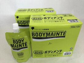 【×12個セット送料無料】大塚製薬 ボディメンテゼリー 100g