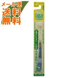 【メール便送料無料】大正製薬 歯医者さん ようちえん ふつう 歯ブラシ 1個