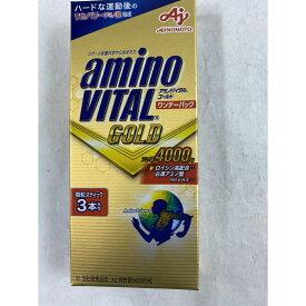 【3本入×2箱 メール便送料込】味の素 アミノバイタル ゴールド ワンデーパック スポーツサプリメント( 01001289851 )