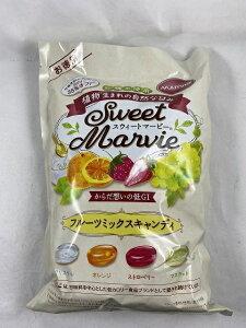 H+Bライフサイエンス スウィートマービー フルーツミックスキャンディお徳用 360g 砂糖不使用 カロリー35%カット 4976787010166