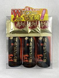 【スプリングセール】阪本漢法製薬 精泉 ビンビン液E 50ml×3本 アミノ酸ドリンク(アミノ酸飲料) 栄養・美容系飲料全部 栄養・美容系飲料4987076201585