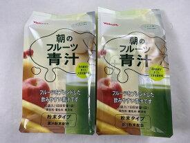 【×2個セット送料無料】ヤクルトヘルスフーズ 朝のフルーツ青汁 7g × 15袋4961507108339