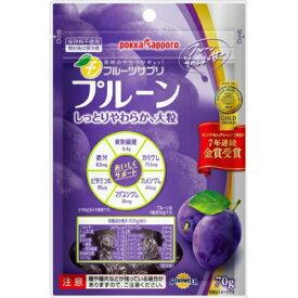 【×2個 配送おまかせ】ポッカサッポロ フルーツサプリ プルーン 70g