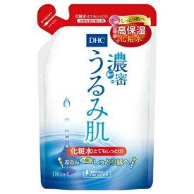 【送料無料・まとめ買い6個セット】DHC 濃密 うるみ肌 化粧水 とても しっとり 詰め替え用 180ml