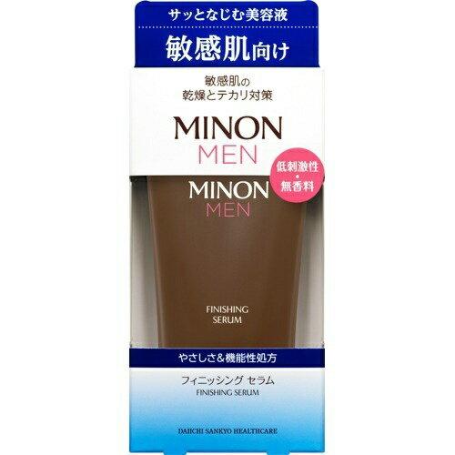 【送料無料】第一三共ヘルスケア MINON MEN ミノン メン フィニッシング セラム 60g(4987107624567)