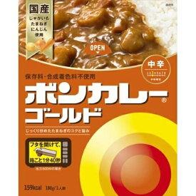 大塚食品 ボンカレーゴールド 中辛 180g