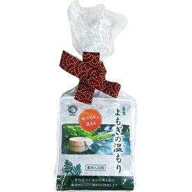 【送料無料 5000円セット】ユニコ よもぎの温もり 20g×7袋入(4955574800838)温浴効果入浴剤×5個セット