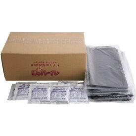 【送料込】エクセルシア 簡易トイレ ほっ! トイレG 35g×100袋 (処理用ビニール袋110枚付) HTG-001