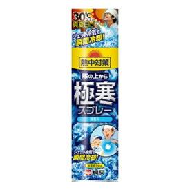 【サマーセール】桐灰化学 熱中対策 服の上から極寒スプレー 無香料 330ml