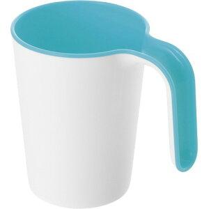 リベロカップ ブルー(1コ入)/4973655300770/電子レンジ対応なので、レンジで温めもできます。介護用コップ