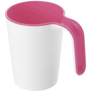 【 配送おまかせ送料込み】リベロカップ ピンク(1コ入) 簡易コップ/4973655300787/電子レンジ対応なので、レンジで温めもできます。介護用コップ