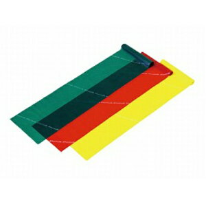 【×4個セット送料無料】アビリティーズ・ケアネット セラバンドミニパック(中緑)(4514469961803)初めての方も気軽にお試しいただける1.5m(1本)