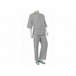 神戸生絲 パジャマ型ねまき・紳士(通年用)M
